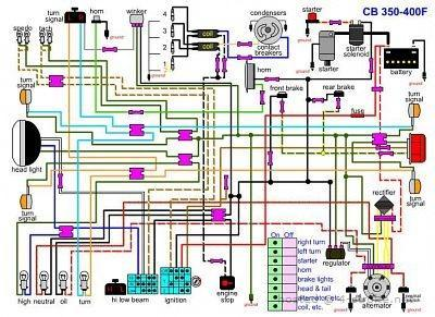 honda cb350 wiring diagram rh 4 stroke net 1970 Honda CT90 Wiring-Diagram 1970 Honda CT90 Wiring-Diagram