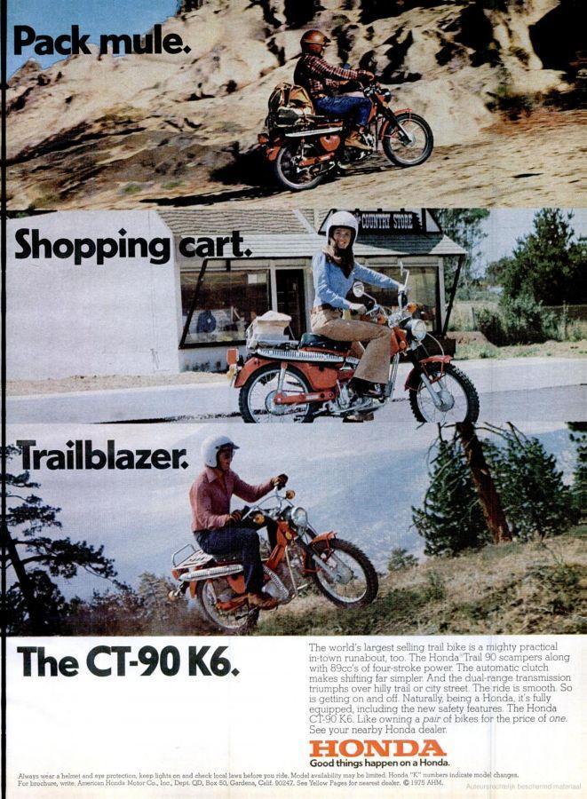 honda ct-90 k6  p53