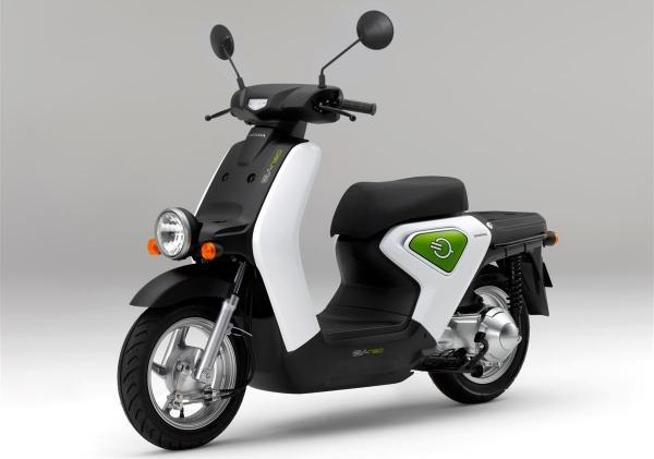2011 honda ev neo electric scooter