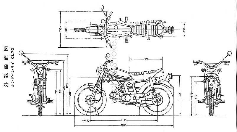 honda_cl70_20100605_1002574381 honda cl70 wiring wiring diagrams 1971 honda cl 70 wiring diagram at readyjetset.co