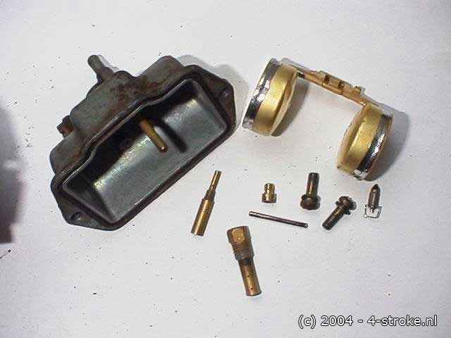[NL] Workshop Carburateur SS50