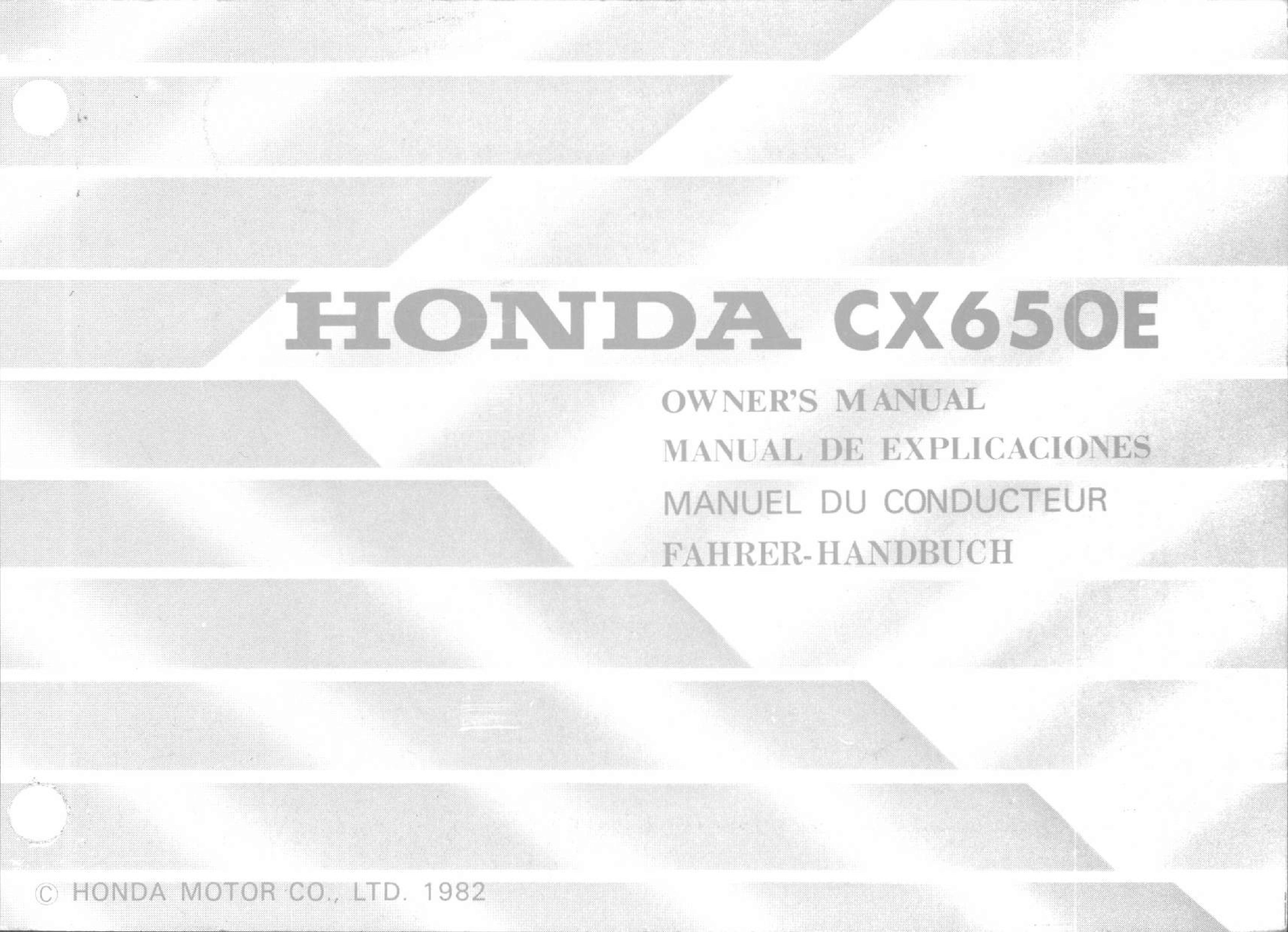 Honda Owners Manual >> And More Honda Owner S Manuals Have Arrived
