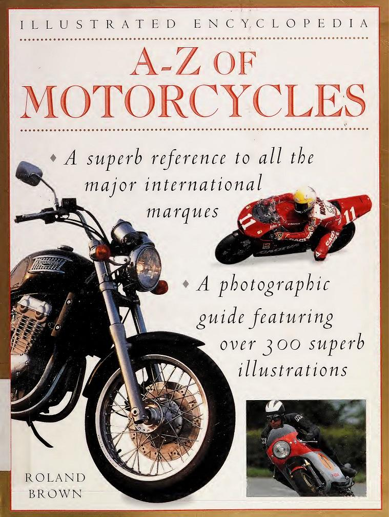 A-Z of motorcycles (1999)