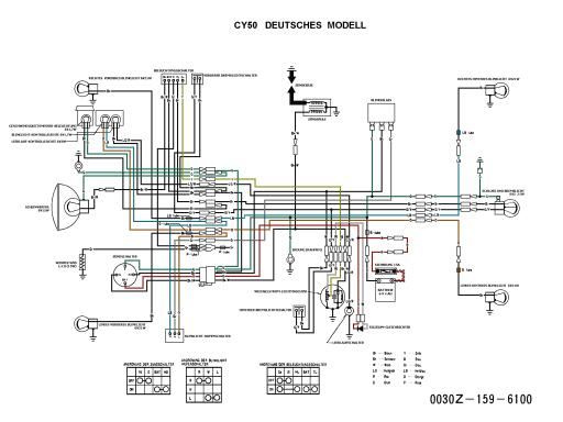 Wiring Schematic - Honda 4-stroke.net - All the data for your Honda  Motorcycle and Moped!Honda 4-stroke.net