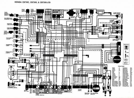 Astonishing Wiring Schematic 4 Stroke Net All The Data For Your Honda Wiring Digital Resources Cettecompassionincorg