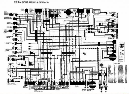 Sensational Wiring Schematic 4 Stroke Net All The Data For Your Honda Wiring Digital Resources Zidurslowmaporg