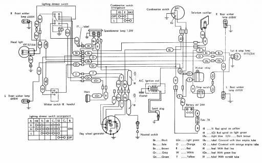 wiring diagrams - honda 4-stroke.net - all the data for your honda  motorcycle and moped!  honda 4-stroke.net