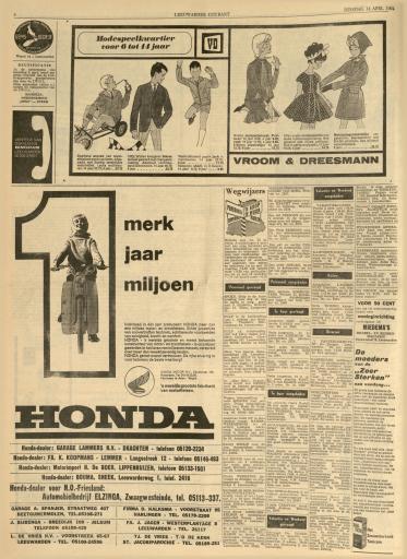 Leeuwarder courant   hoofdblad van Friesland   14041964   ddd 010616822 mpeg21 p008 image