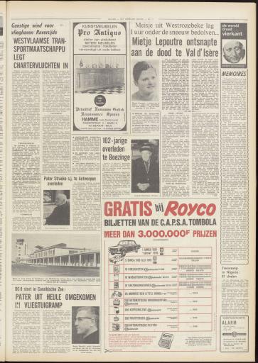 20 februari 1970  Het Wekelijks Nieuws (1946 1990)  pagina 3   a4e3ae7f d453 01f4 86c8 93f5d7693c00   HEU001000021 0111 R