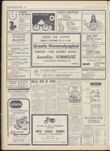 8 september 1972  Het Wekelijks Nieuws (1946 1990)  pagina 10   3642f98b 0052 a21a 03ea b42cba2072ac   HEU001000026 0148 L