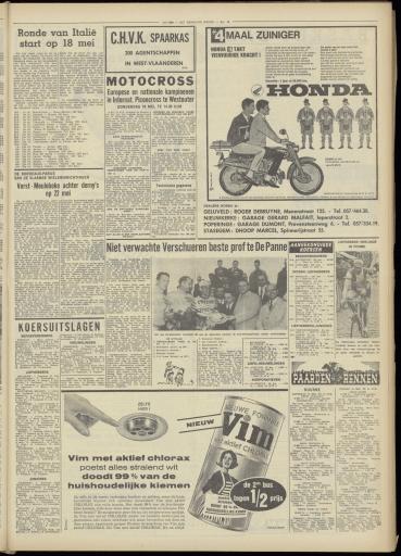 13 mei 1966  Het Wekelijks Nieuws (1946 1990)  pagina 19   050e6095 61c2 3b2e 5997 9cde9816dfdd   HEU001000016 0272 R