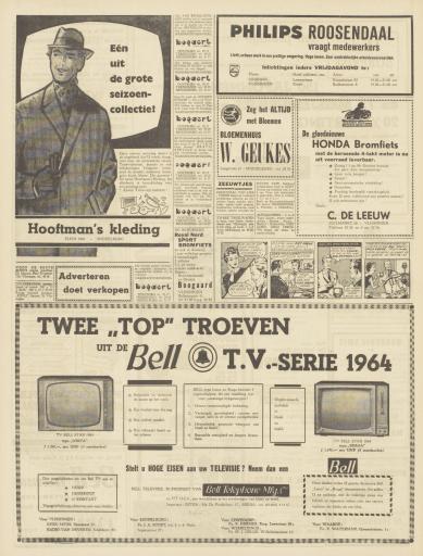 Groot Walcheren   1963   14 november 1963   pagina 6 advertentie honda