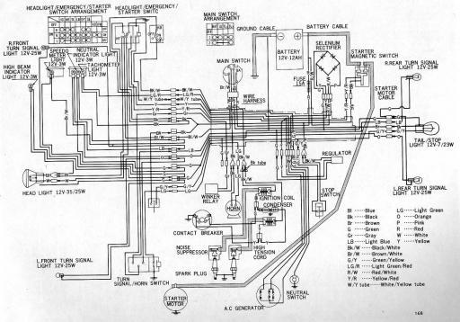 wiring diagrams honda 4 stroke net all the data for