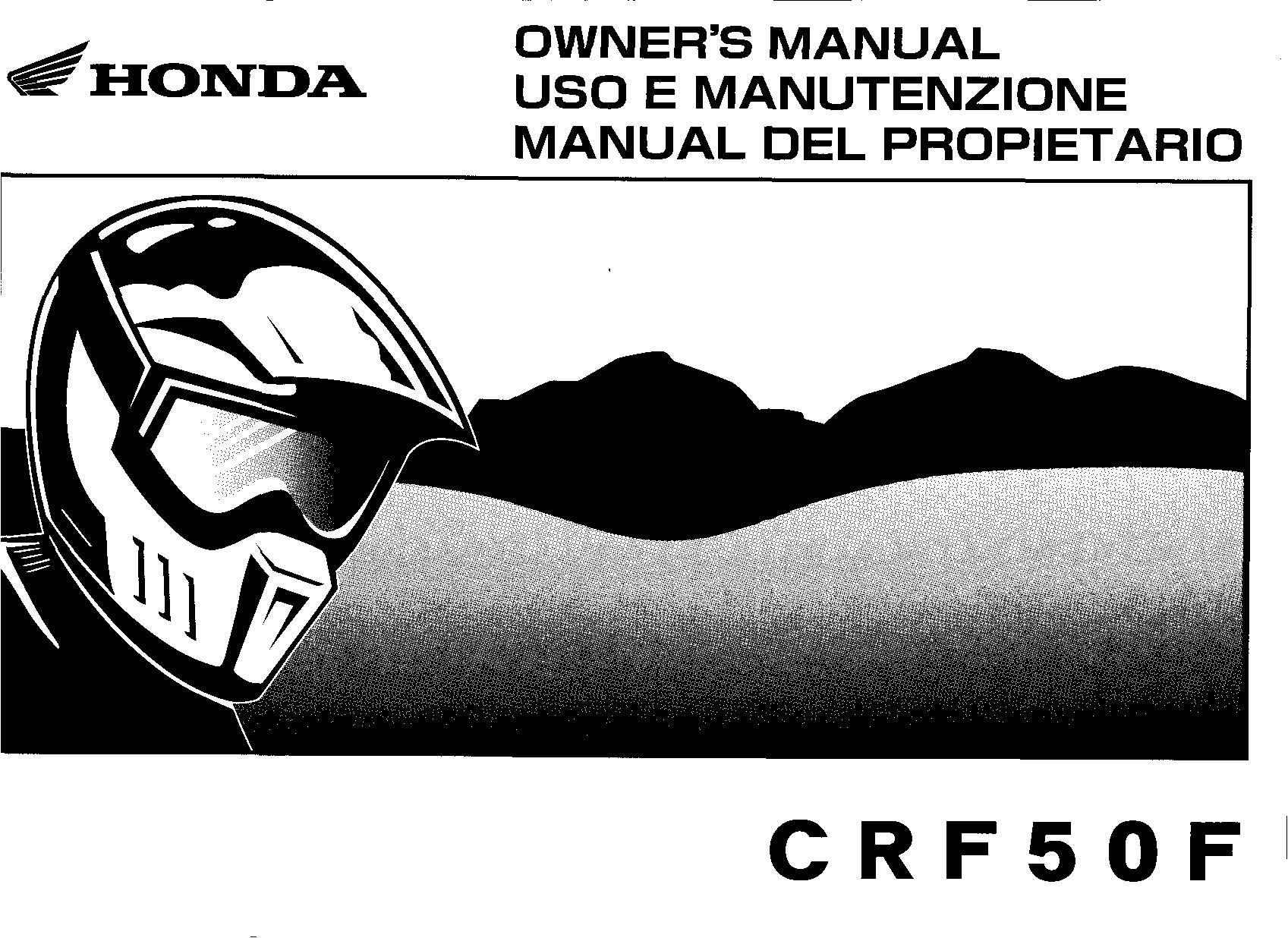 honda dio owners manual pdf