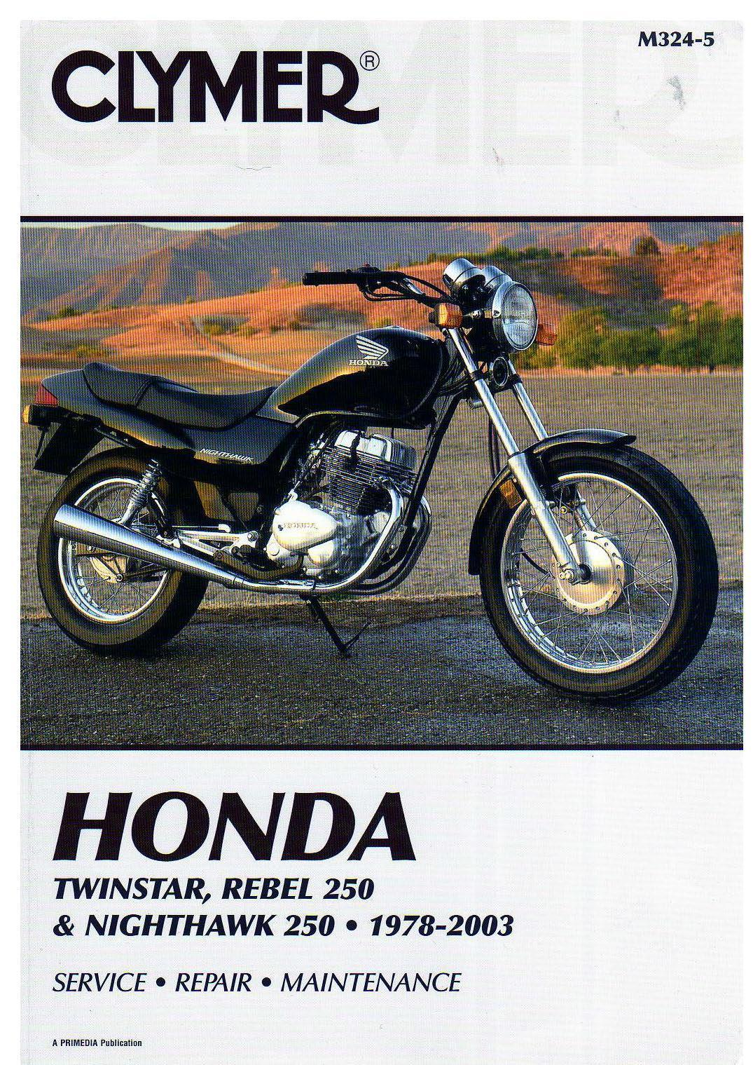 Workshop Manuals All The Data For Your Honda 1983 Volkswagen Vanagon Repair Manual Cmx250 Rebel Twinstar Nighthawk 1978 2003
